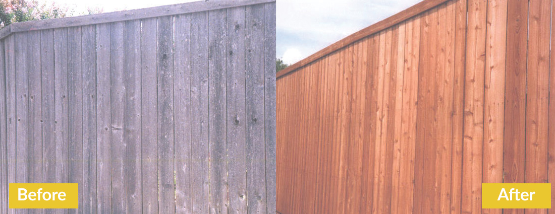 Fence Makeovers Before and After 6