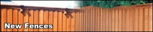 Fence Staining Before and After Gallery New Fences
