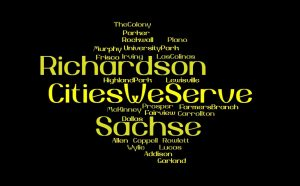 Cities we serve