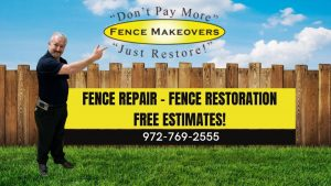 Free Fence Repair Estimate Form