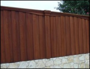 Fence Restoration